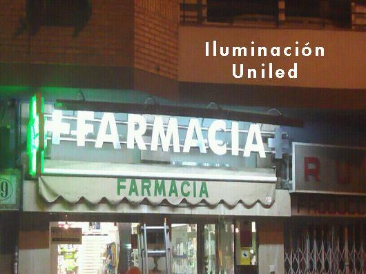Iluminando espacios d nde est nuestra tecnolog a for Iluminacion exterior fachadas