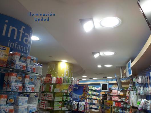 Iluminando espacios d nde est nuestra tecnolog a eficiencia energ tica en farmacias fcia - Iluminacion led malaga ...