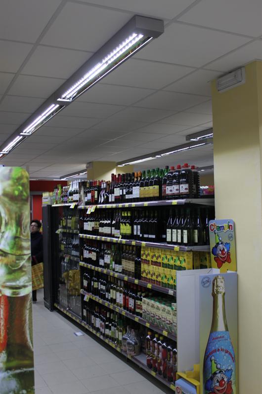 Iluminando espacios d nde est nuestra tecnolog a - Iluminacion led malaga ...