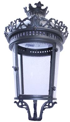 Luminaria LED modelo FAROL URBAN LED UNILED ALBAICIN 40W