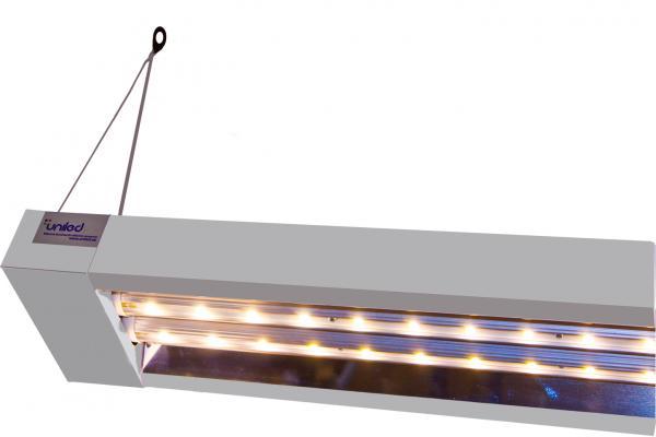 Luminarias leds para interior modelo linearled - Iluminacion led malaga ...