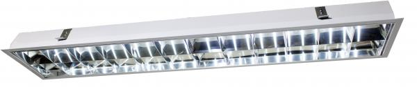 Luminaria LED modelo OFFICE LED UNILED 1200 2T/3T/4T