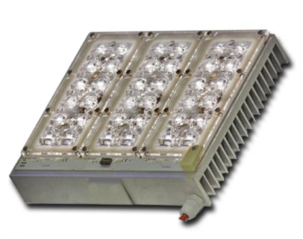 Luminaria LED modelo GRUPO OPTICO URBAN LED UNILED 80W