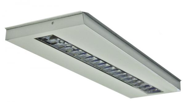 Luminaria LED modelo OFFICE LED UNILED Basic 1200 1T
