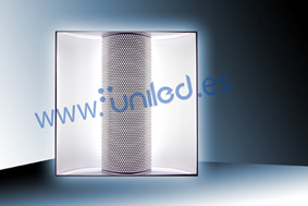 Comfort Uniled, diseo y ahorro para iluminacin de interiores.