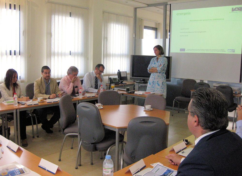 Uniled Iluminación participa en el proyecto ENERGEIA