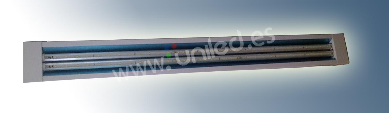 Uniled presenta la nueva luminaria leds en formato lineal Linearleds .
